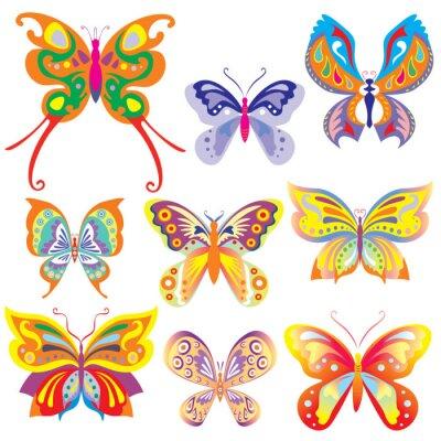 Fabelhafter Schmetterling