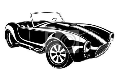 Fahrzeug-Silhouette