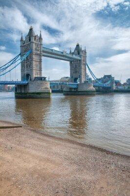 Famous Attractive London Tower Bridge