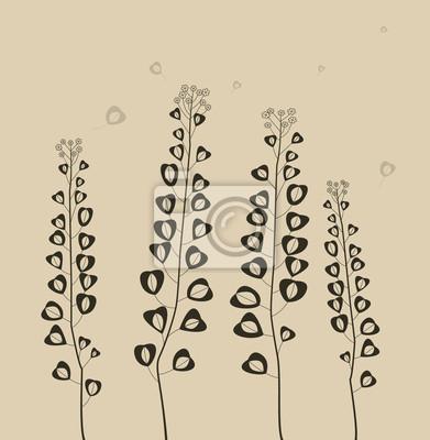 Feldblumen.