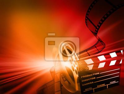 Film Hintergrund.