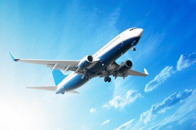 Sticker Flugzeug