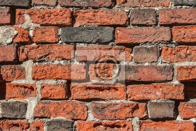 Fragment der alten Mauer