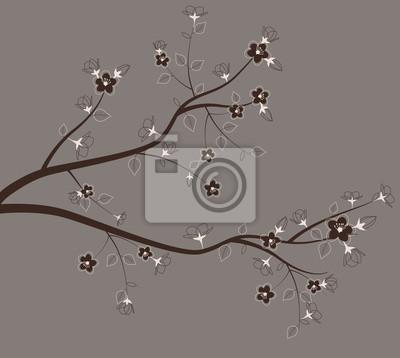 Frühlingsbaum.