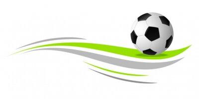 Sticker fussball - Fußball - 147