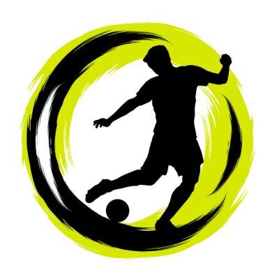 Sticker Fußball - Fußball - 196