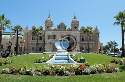 Gebäude Monaco