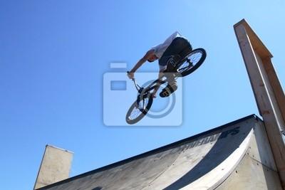 gefährlich mtb jumping - Sport