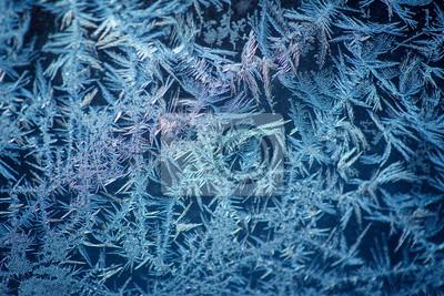 Sticker gefroren glas