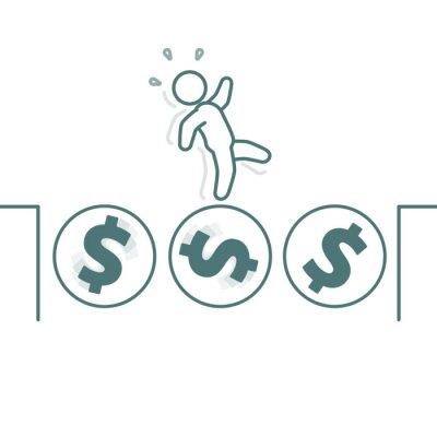 Geld Probleme