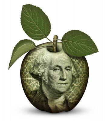 Sticker Geld von Apple