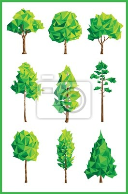 Geometrische Bäume