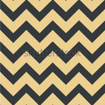 Sticker Geometrisches Motiv. Chevron-Muster Nahtlose Vektor-Illustration Der Hintergrund für den Druck auf Stoff, Textilien, Layouts, Abdeckungen, Hintergründen, Hintergründen und Tapeten, Websites, Papier