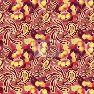 Sticker Geometrisches Muster