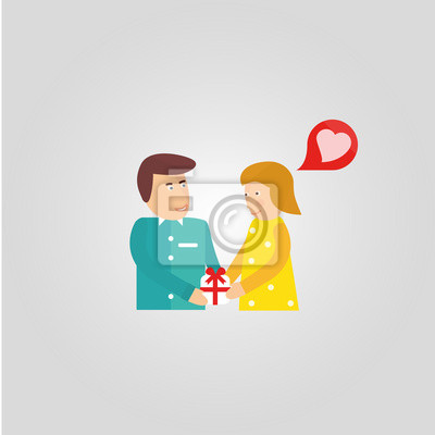 Geschenk am Valentinstag, Infografiken