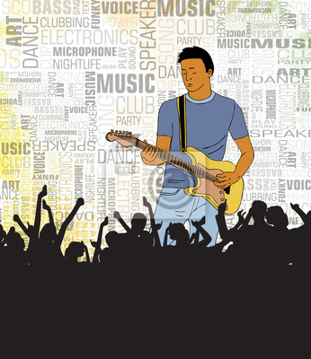 Gitarre concer