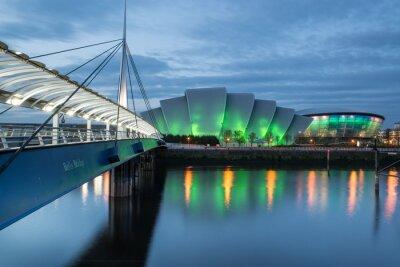 Sticker Glasgow