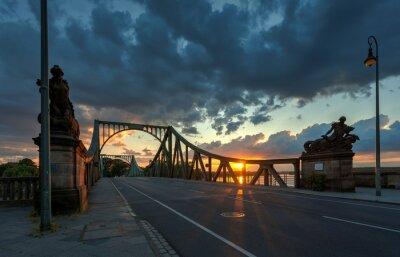 Sticker Glieneker Brücke