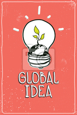 Globale Idee