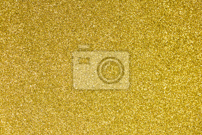 Gold glänzenden Glitter Hintergrund