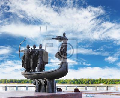 Gründer von Kiew