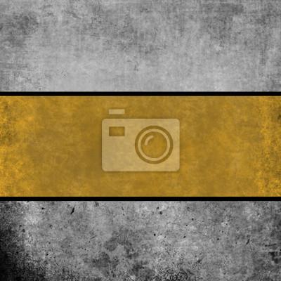 Grunge banner set background