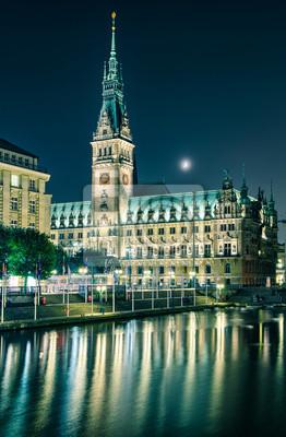 Hamburger Rathaus, Deutschland