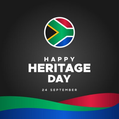 Sticker Happy Heritage Day Design Background For Greeting Moment