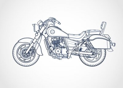 Harley-Davidson Vektor