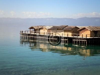 Häuser über See