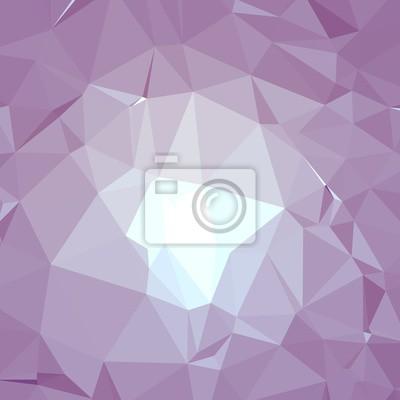 Helle bunte poligonalen Hintergrund. Lila Textur.