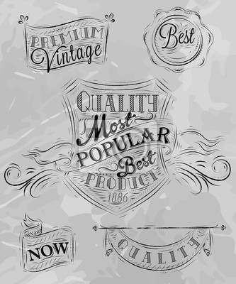 Heraldik Kreide Premium grau