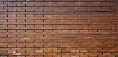 Hintergrund der braunen Mauer