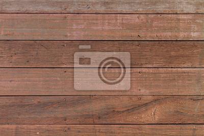Horizontalen rot-braun gestreiften Holz Muster