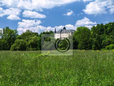 Sticker Hruby Rohozec Schloss