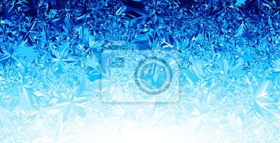 Sticker Ice Hintergrund