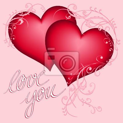 Herzen dich ich liebe von Liebesbrief Vorlage:
