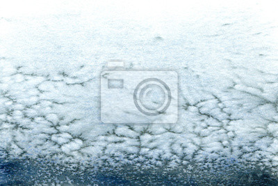 icy blue watercolor ombre background texture
