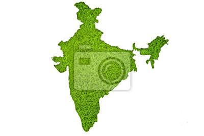 Sticker Indien