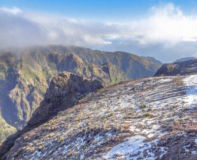 Sticker Insel mit dem Namen Madeira