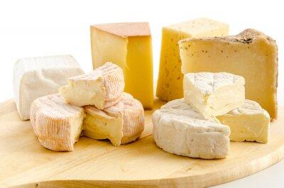 Sticker Internationale Käsespezialitäten