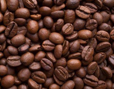 Sticker Kaffeebohnen