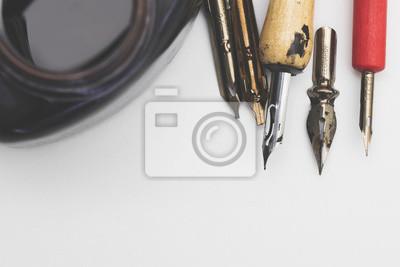Kalligraphie Schreibfeder