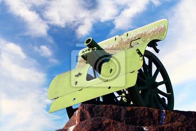 Kanone Denkmal