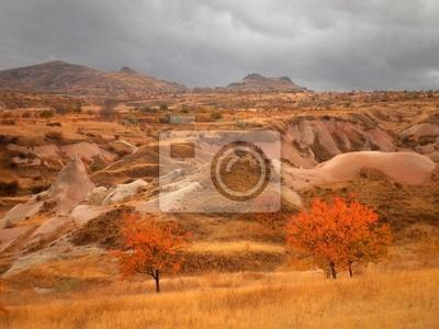 Kappadokien Landschaft