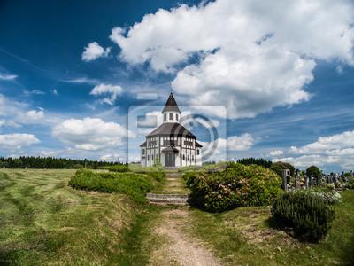 Sticker Katholische Kapelle in Korenov