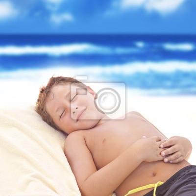 Kind entspannen