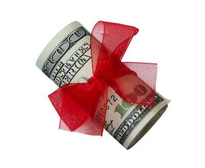 Kleine Geschenk-Dollar