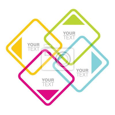 sticker kommunikationskonzept editierbare vorlage - Kommunikationskonzept Beispiel