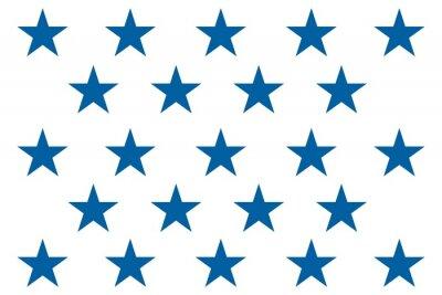 Sticker Konzentrieren Sie sich auf Sterne